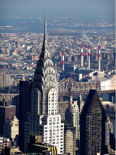 Ar Deco, Chrysler Building
